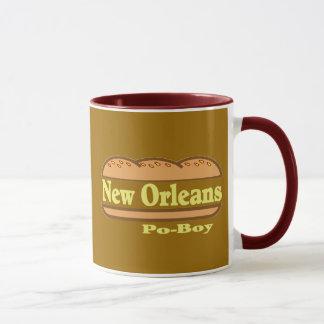 New Orleans Po Boy, New Orleans Po Boy