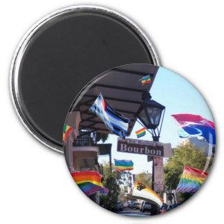 New Orleans Pride Magnet
