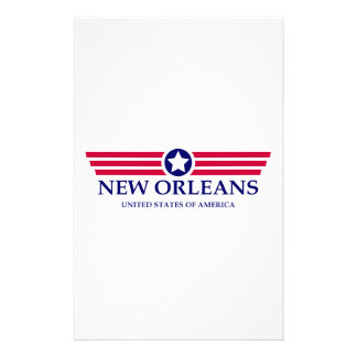 New Orleans Pride Personalized Stationery