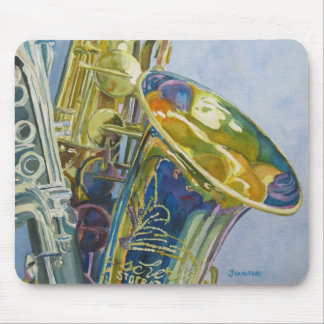 New Orleans Reeds Mouse Mat