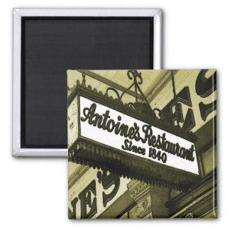 New Orleans Restaurants Magnet
