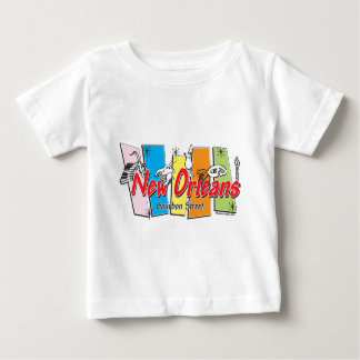 New-Orleans-Retro Baby T-Shirt