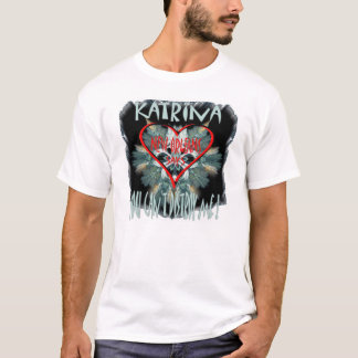 New Orleans says to Katrina T-Shirt