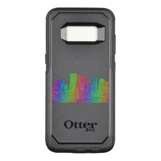 New Orleans skyline OtterBox Commuter Samsung Galaxy S8 Case