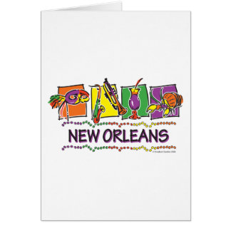 NEW-ORLEANS-SQUARES-eps copy Card