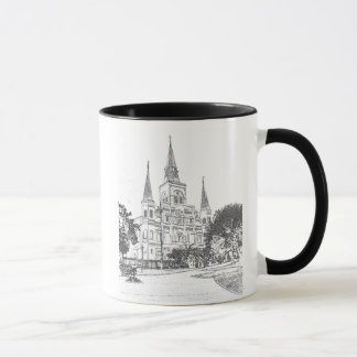 New Orleans ~ St. Louis Cathedral Mug