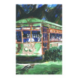 New Orleans Street Car Stationery
