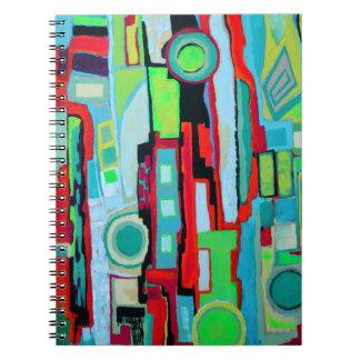 New Orleans Street Notebook