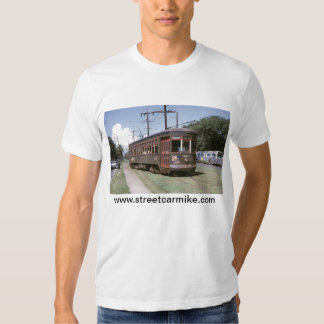 New Orleans Streetcar 961 T Shirts