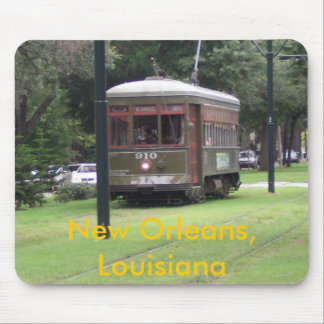 New Orleans Streetcar Mouse Mat