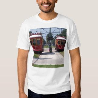 New Orleans Streetcar Tee Shirt
