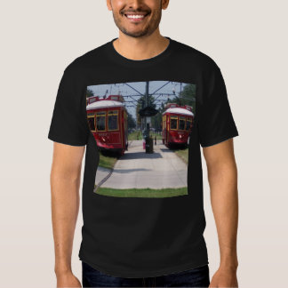 New Orleans Streetcar Tee Shirts