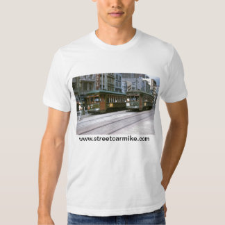 New Orleans Streetcars 951 and 969 T-Shirt