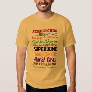 New Orleans Stuff Shirt