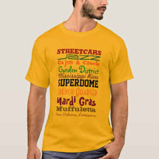 New Orleans Stuff T-Shirt