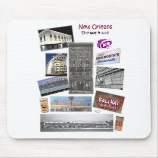 New Orleans-the way it was! Mouse Mat