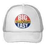 New Orleans Vintage Label Hats