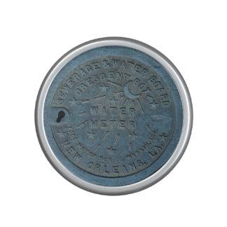 New Orleans Water Meter photo Bluetooth Speaker