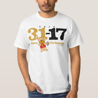 New Orleans Who Dat Show Off The Score T-Shirt