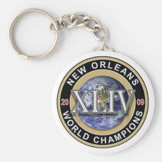 NEW ORLEANS World Champions 2009 Keychain