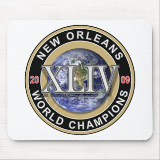 NEW ORLEANS - World Champions 2009 Mouse Mat
