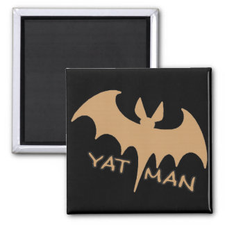 New Orleans Yat Man Magnet
