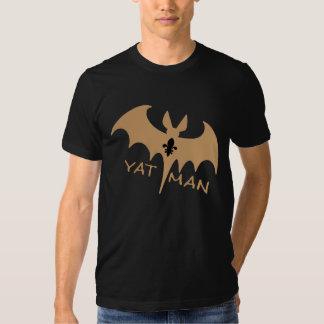 New Orleans Yat Man too Tees