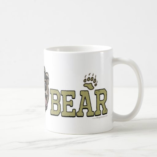 New Papa Bear Father's Day Gear Coffee Mugs