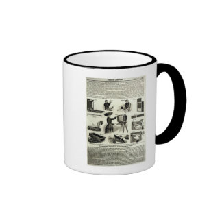 New photographic apparatus mugs