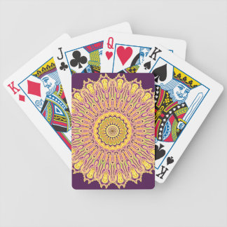 New Pop Art No. 21 Kaleidoscope Playing Cards