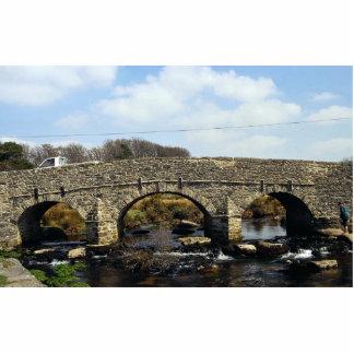 New Post Bridge, Devon, England Europe Photo Cut Out