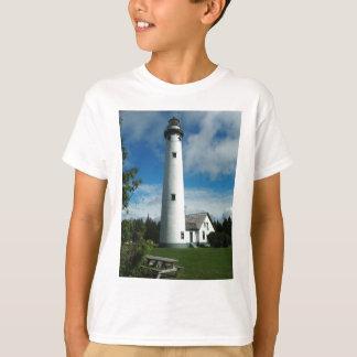 New Presque Isle Lighthouse T-Shirt