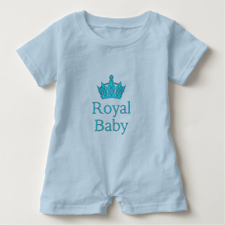 New Prince - a royal baby! Baby Bodysuit