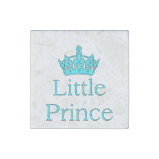 New Prince - a royal baby! Stone Magnet