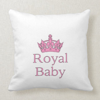 New Princess - a Royal Baby! Cushion