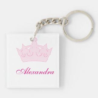 New Princess - a Royal Baby! Key Ring