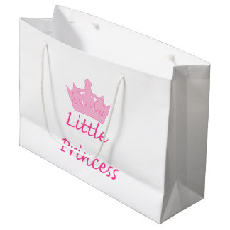 New Princess - a Royal Baby! Large Gift Bag