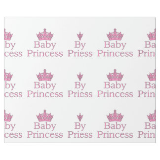 New Princess - a Royal Baby! Wrapping Paper