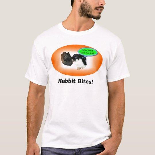 New Rabbit Bites T shirt