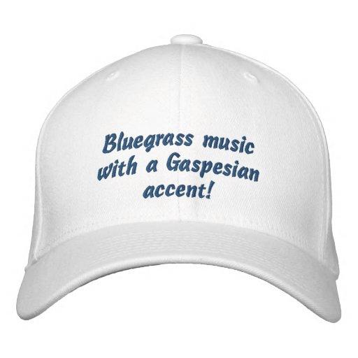New Richmond Bluegrass Festival Hat Embroidered Hats