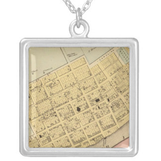 New Richmond, Ohio Silver Plated Necklace