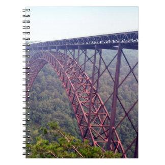 New River Gorge Bridge Notebooks