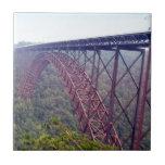 New River Gorge Bridge Tiles