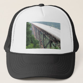 New River Gorge Bridge, West Virginia, hat/cap. Trucker Hat