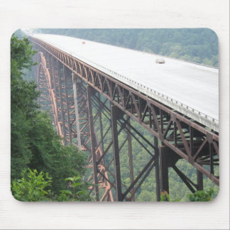 New River Gorge Bridge, West Virginia, Mouse pad. Mouse Mat