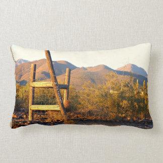 New River Ladder Lumbar Pillow