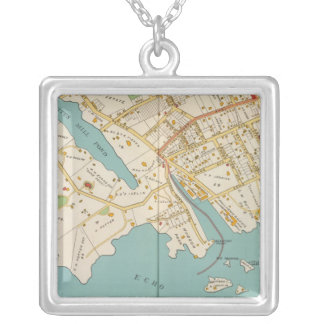 New Rochelle, NY Silver Plated Necklace