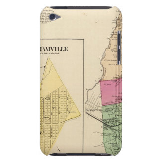 New Rochelle, Town Pelhamville Barely There iPod Covers