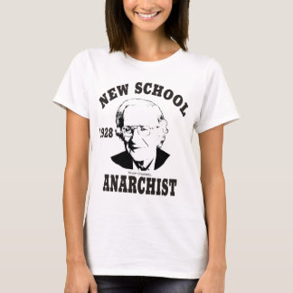 New School - Noam Chomsky T-Shirt