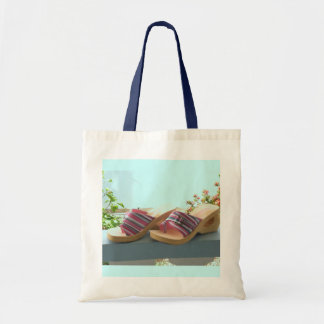 New Shoes Budget Tote Bag